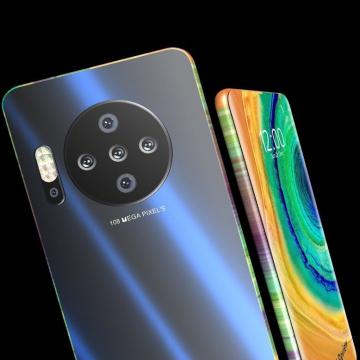5. Huawei Mate 40 Pro - cea mai bună cameră foto