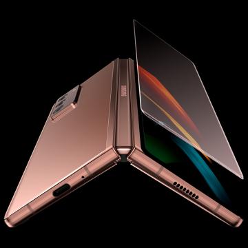 6. Samsung Galaxy Z Fold 2 - cel mai bun telefon pliabil din 2020