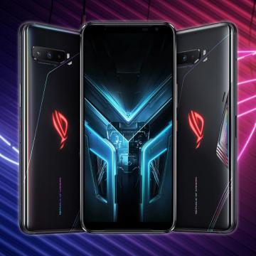 8. Asus ROG Phone 3 - cel mai bun telefon pentru jocuri in 2020