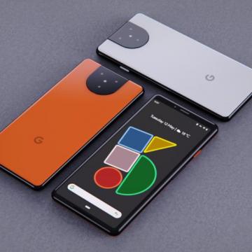 9. Google Pixel 5 - cel mai bun telefon pentru o experienta Android pură
