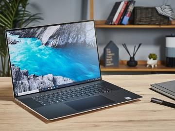 7. Dell XPS 17 9700 - cel mai bun laptop de 17