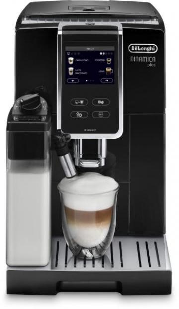 Espressor automat De'Longhi Dinamica Plus ECAM370.85.SB