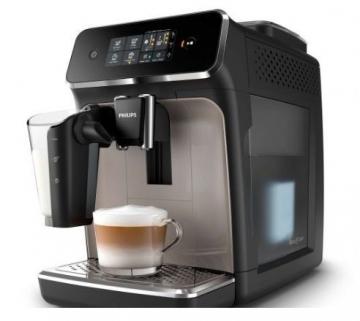 Espressor automat Philips Seria 2000 LatteGo EP2235/40