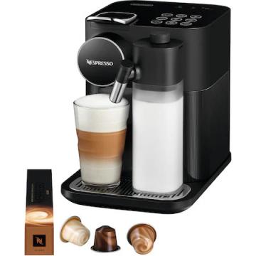 Espressor Nespresso De'Longhi Gran Lattissima Black - Cel mai bun espressor cu capsule