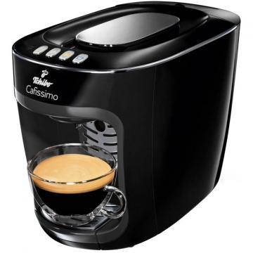 Espressor cu capsule Tchibo Cafissimo Mini Midnight Black