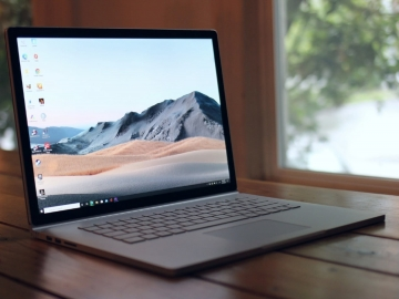 4. Microsoft Surface Book 3 - cel mai bun laptop 2-în-1