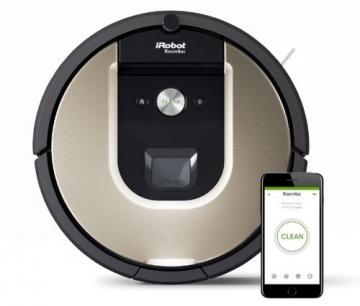 Robot de aspirare iRobot Roomba 966 iAdapt 2.0 - Cel mai bun aspirator robot