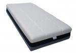 Saltea ortopedica BEST SLEEP Karma, 185x195x26cm, cu arcuri individuale, reversibila, sistem aerisire, fermitate medie