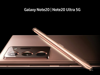 Samsung Galaxy Note 20 Ultra - super-telefonul anului 2020