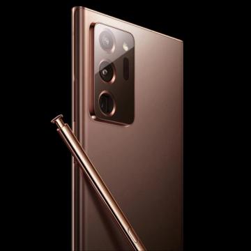 1. Samsung Galaxy Note20 Ultra 5G - cel mai bun telefon din 2020