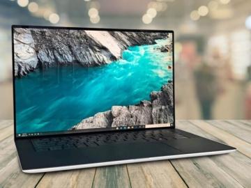 1. Dell XPS 15 9500 - cel mai bun laptop